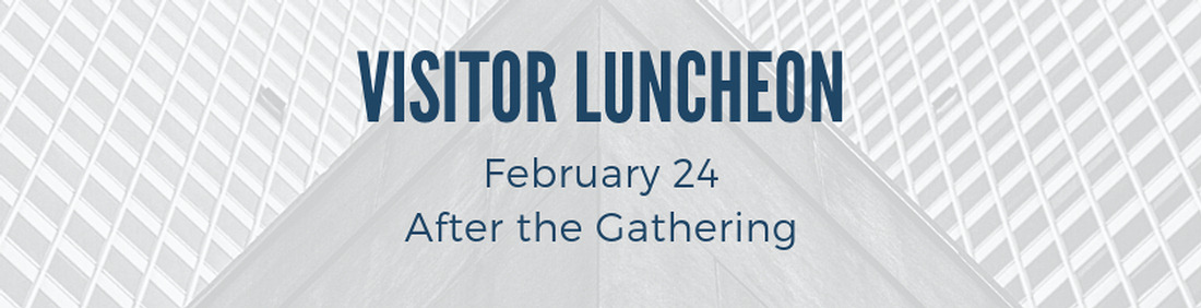 visitor luncheon church
