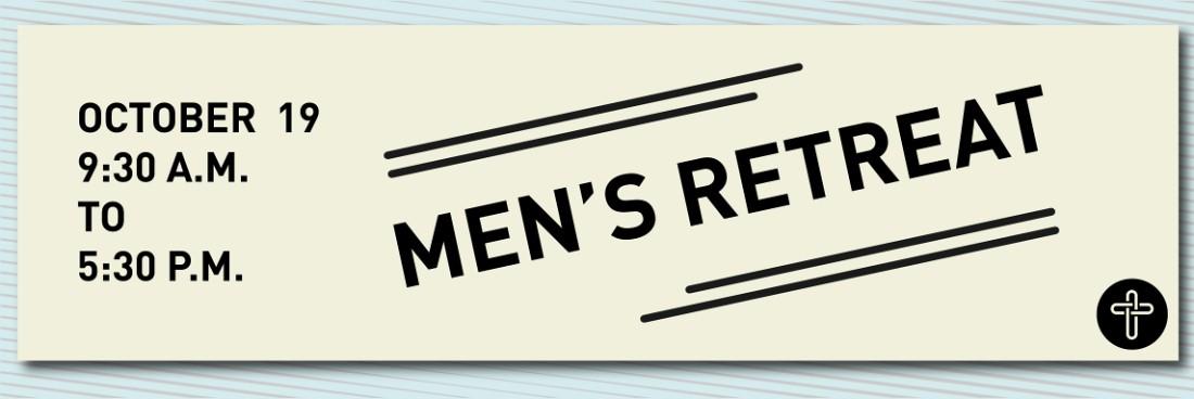 Men's Retreat at University of Tampa